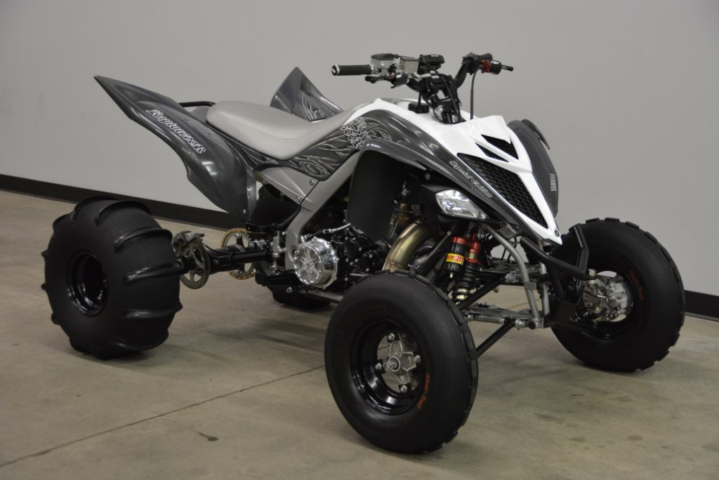 Yamaha Raptor 700R SE English Racing Turbocharged - PdxAutoImports
