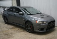 2008 Mitsubishi Lancer Evolution GSR // PDX Auto Imports LLC