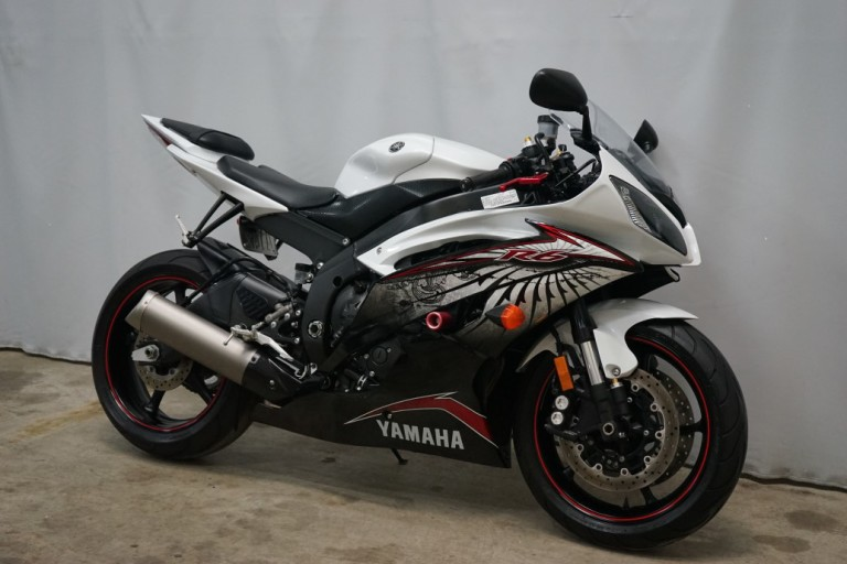 2012 Yamaha YZF R6 Special Edition PDX Auto Imports LLC