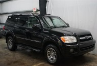 2006 Toyota Sequoia Limited // PDX Auto Imports LLC