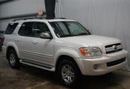 2007 Toyota Sequoia Limited // PDX Auto Imports LLC